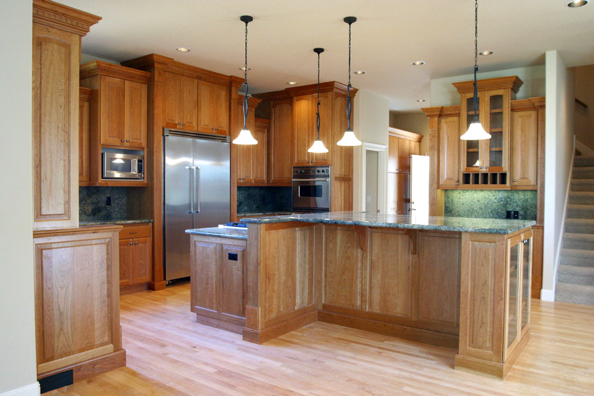 Kitchen remodeling kitchen design and construction for Kitchen remodel images