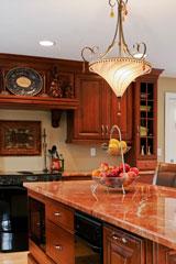 modern, luxury kitchen